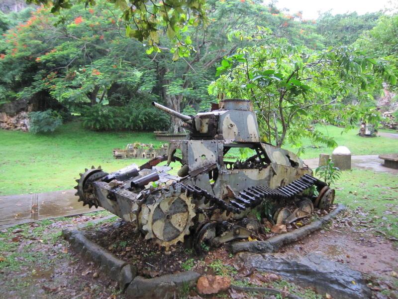 Остров Сайпан WH0AU