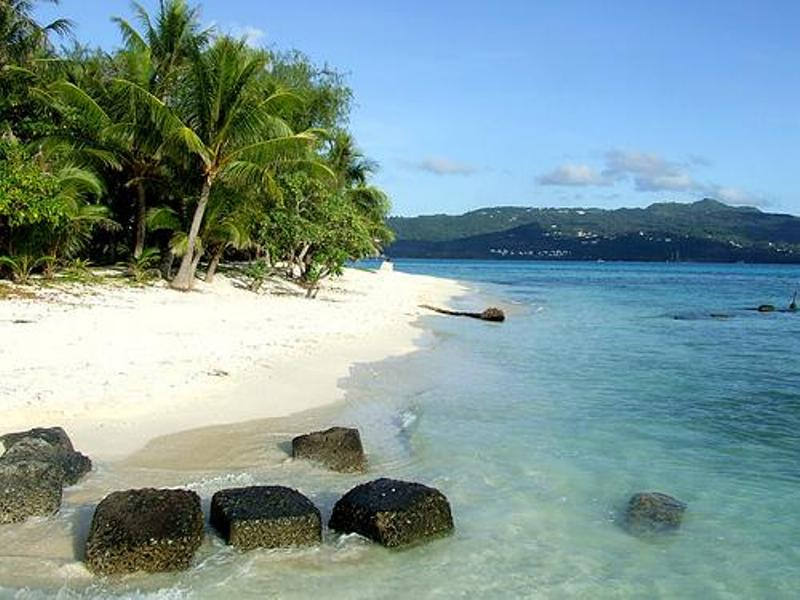 Остров Сайпан WH0AU DX Новости