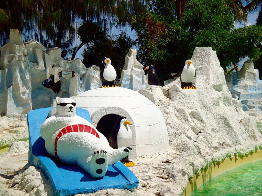 Saipan Island AH0YL Tourist Attractions