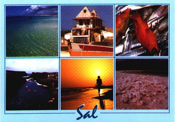 Sal Island Cabo Verde D44TAX