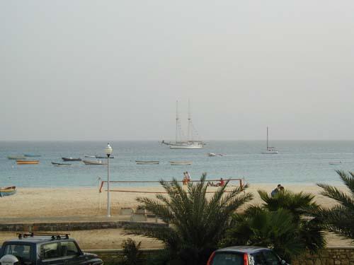 Sal Island Cabo Verde DX News D44TZN