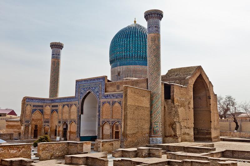Samarkand Uzbekistan UK/UA1ZEY DX News