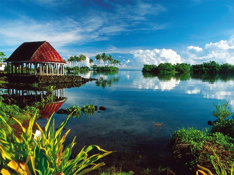 Samoa 5W0KR