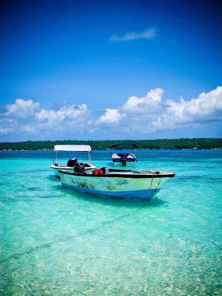 San Andres Island HK0GU
