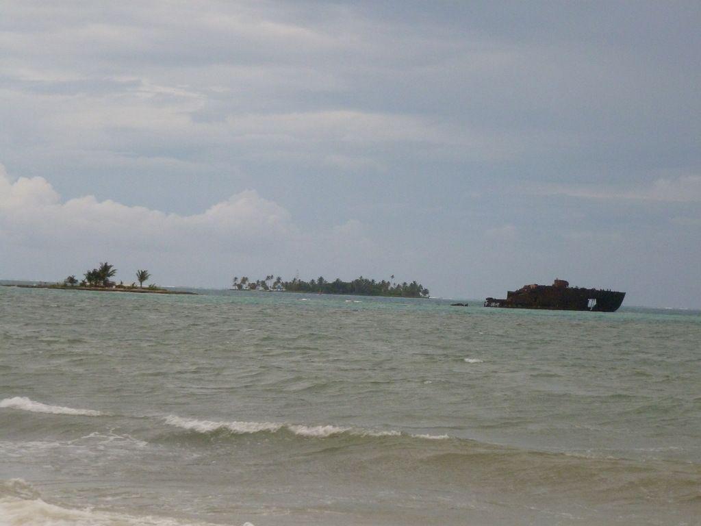 Остров Сан Андрес 5K0M