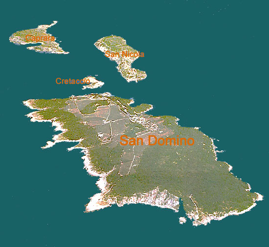 Остров Сан Домино Острова Тремити