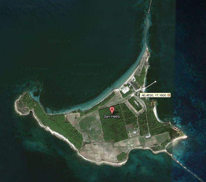 San Pietro Island IJ7A DX News