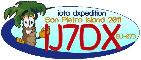 San Pietro Island IJ7DX