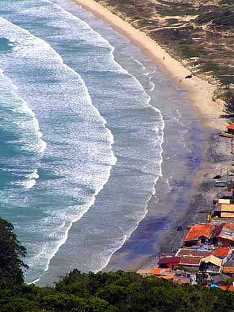 Остров Санта Катарина Бразилия