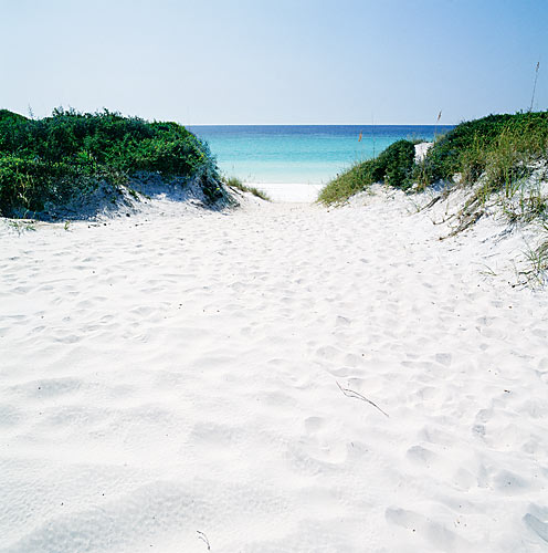 Santa Rosa Island Florida DX News