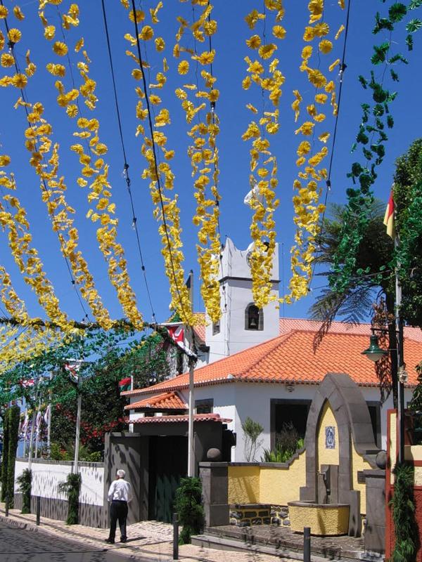 Сантана CT9/DJ8OG Мадейра