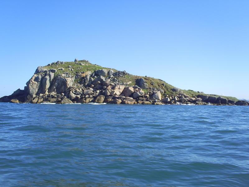 Остров Сантана де Фора  PS5F