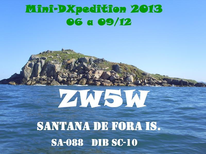 Santana de Fora Island ZW5W