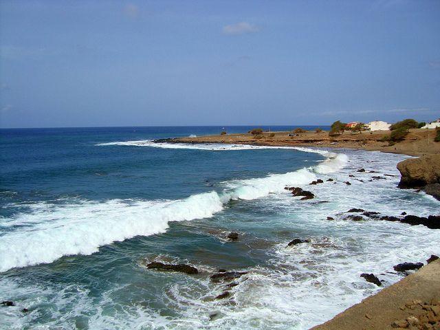 Остров Сантьягу Кабо Верде D44TUE