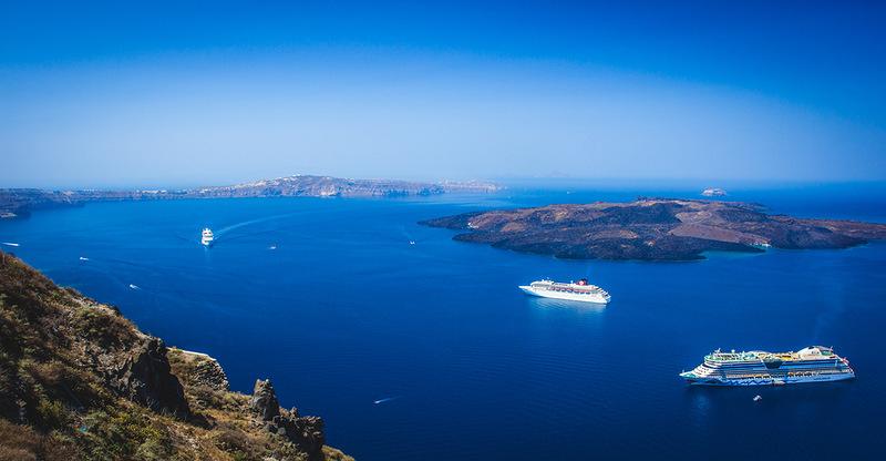Santorini Island SV8/RD8X