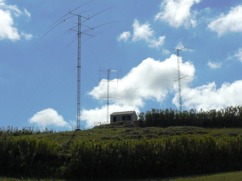 Sao Miguel Island Azores Islands CT8/ZS4TX CR2X DX News