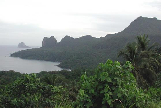 Sao Tome and Principe Islands S9DX