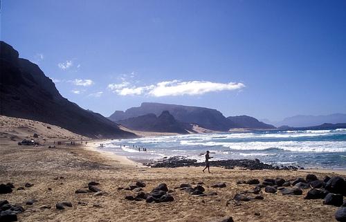 Sao Vicente Island D44TYL Cabo Verde Cape Verde