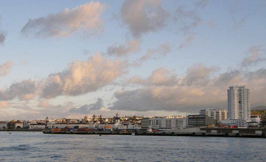 Остров Сан Мигель