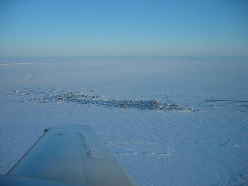 Остров Саричева Аляска KL7DH DX Новости