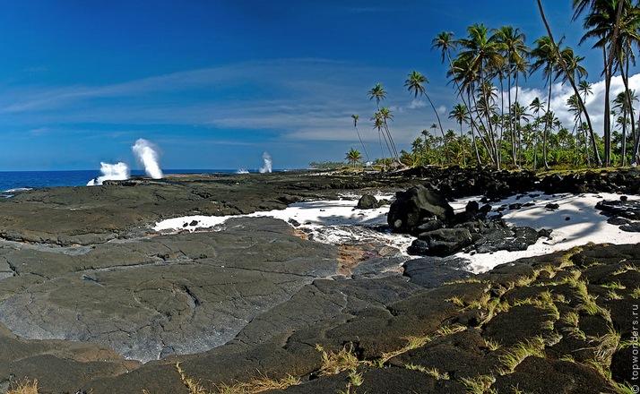 Остров Савайи 5W0M Самоа