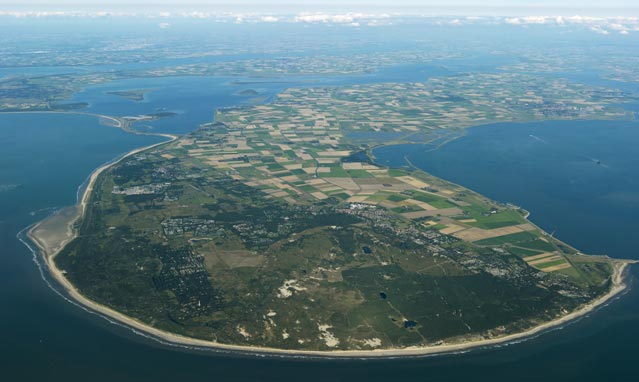 Остров Схаувен-Дёйвеланд  PA1WLB/P