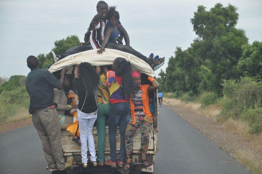 Senegal 6V1W DX News