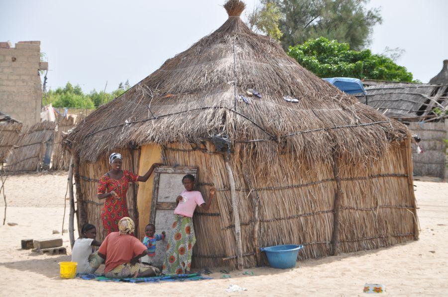 Сенегал 6V1W Туристические достопримечательности