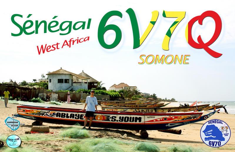 Сенегал 6V7Q