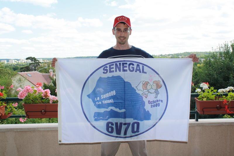 Senegal 6V7Q 2011