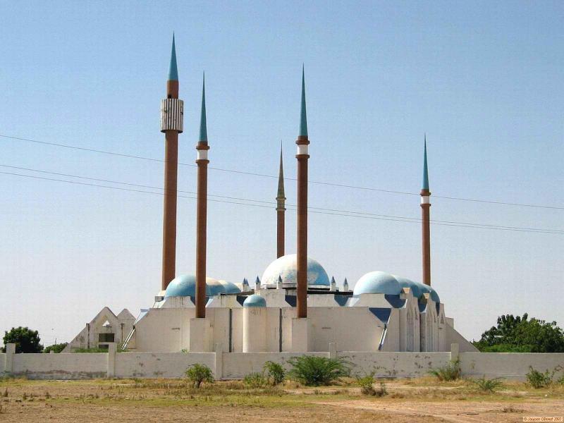 Сенегал DX Новости WJ2O/6W Мечеть