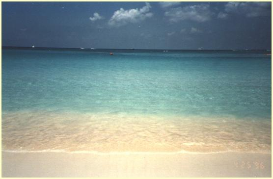 Seven Mile Beach Island