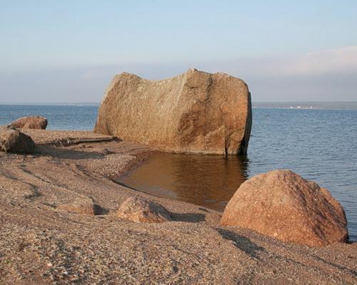 Severnyi Berezovyi Island