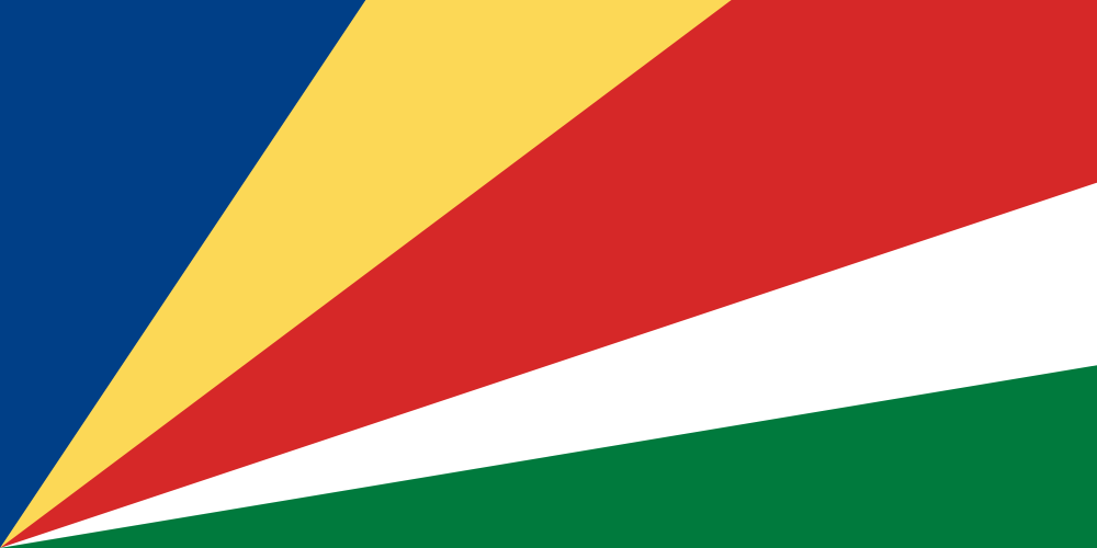 Seychelles Islands Flag of Seychelles