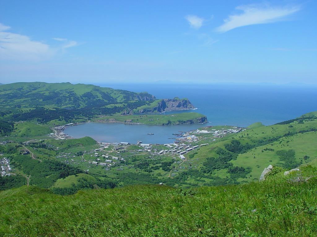 Shikotan Island R20RRC/0