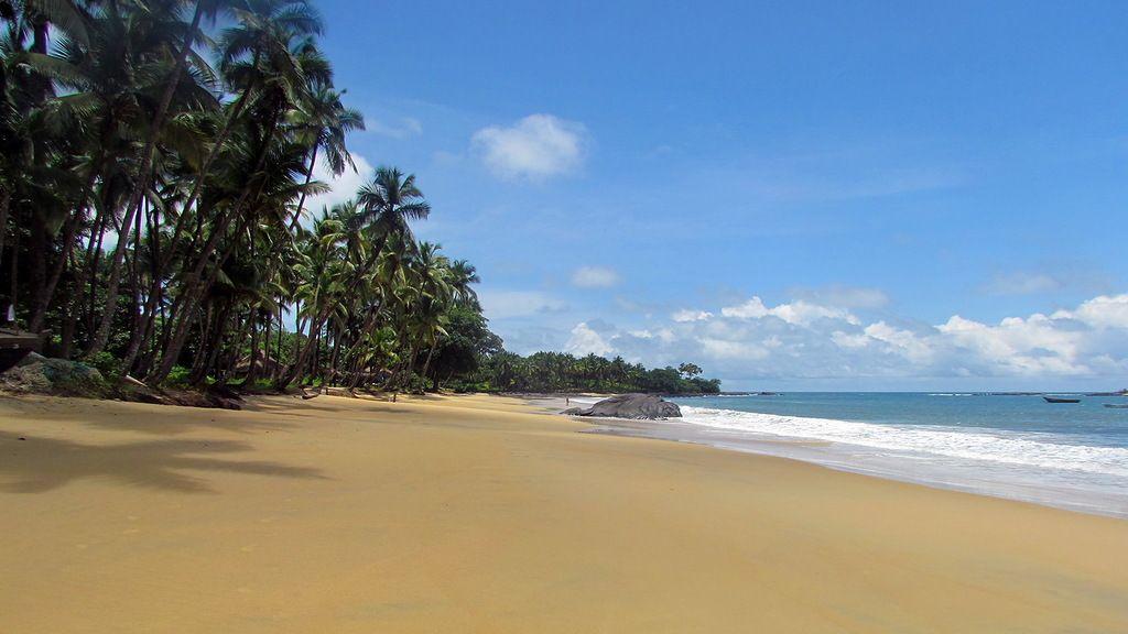 Sierra Leone 9L1A