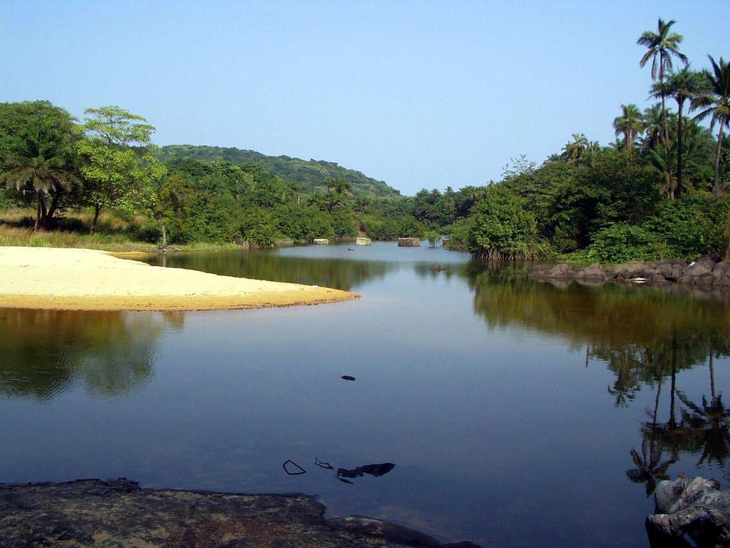 Sierra Leone 9L1DT DX News