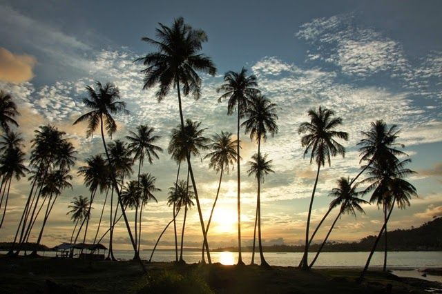 Simeulue Island YF1AR/6 Simeulue and Banyak Islands DX News