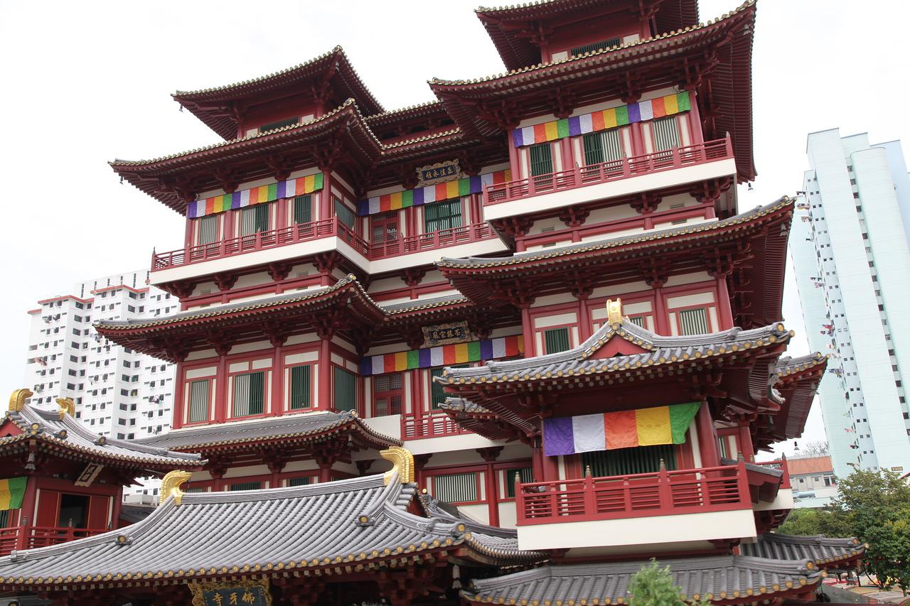 Singapore 9V1JA DX News China Town