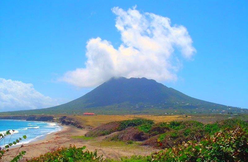 Sint Eustatius Island