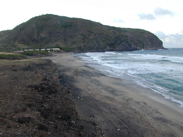 Остров Синт Эстатиус PJ5/DL7VOG