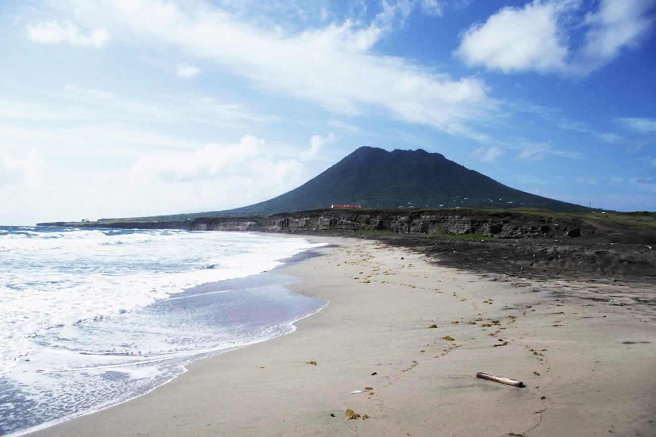 Sint Eustatius Island PJ5/K1XM