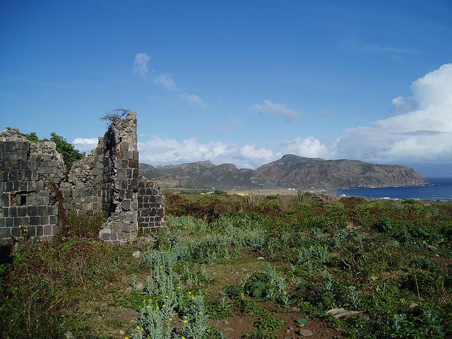 Sint Eustatius Island PJ5J