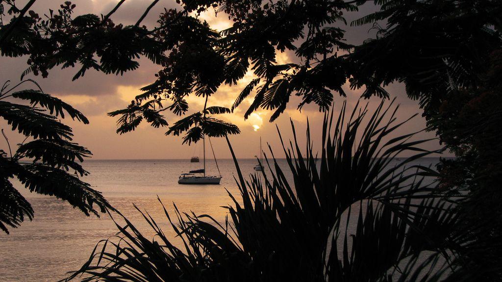 Sint Eustatius Island PJ5/K5WE PJ5/N5WR