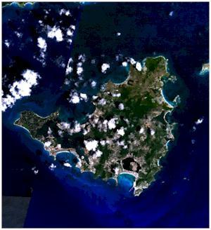 Остров Сен Мартен PJ7UQ