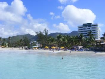 Sint Maarten Island PJ7/AH6HY