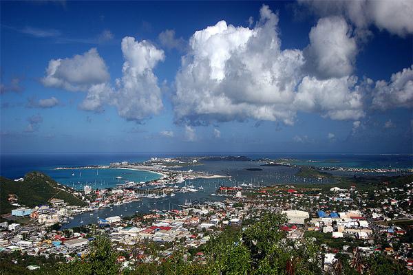 Остров Сен Мартен PJ7/IK2QPR DX Новости