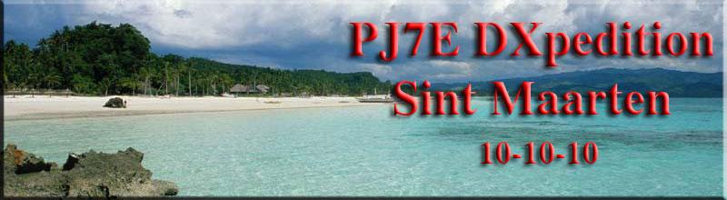 Sint Maarten Island PJ7E