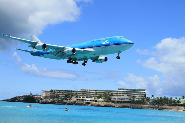 Sint Maarten Island PJ7FF