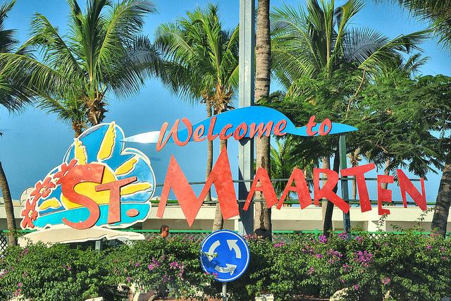 Sint Maarten Island PJ7FF DX News